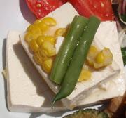 島田さんの美味しいお豆腐 有機とうもろこしあん