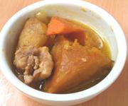 ゆうゆう鶏と有機南瓜のとろとろ鍋