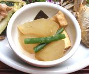 有機冬瓜の含め煮