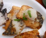揚げ鯖のおろし煮